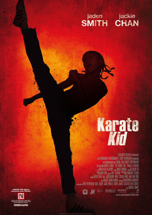 Karate Kid Filmplakat
