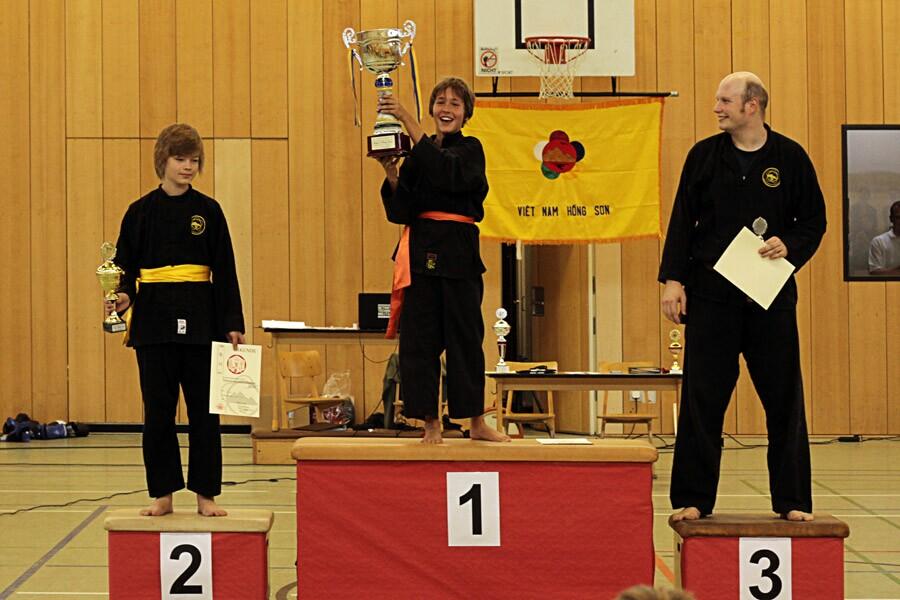 Vereinsmeisterschaften Tagessieger 2010