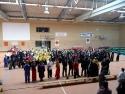 Eröffnung des Turnieres