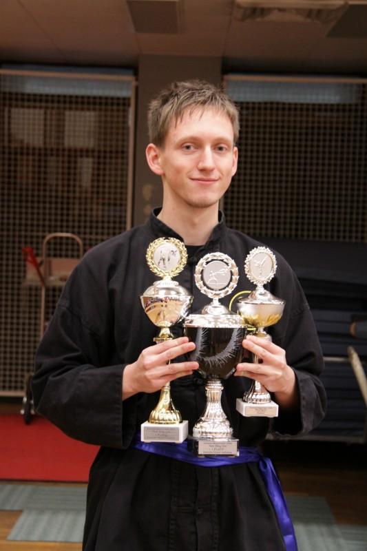 Michael Lindemann - Tagesbester - 2 mal Deutscher Meister und 1 mal Deutscher Vizemeister