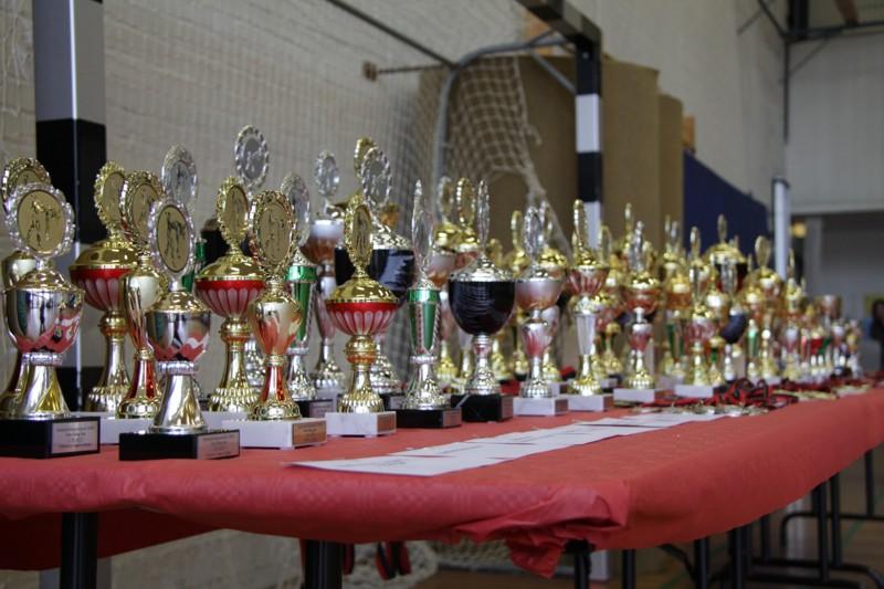 Pokale Deutsche Meisterschaften 2009