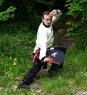 Meister Stefan mit dem Fächer