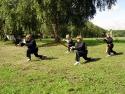 Säbelform Training Synchron